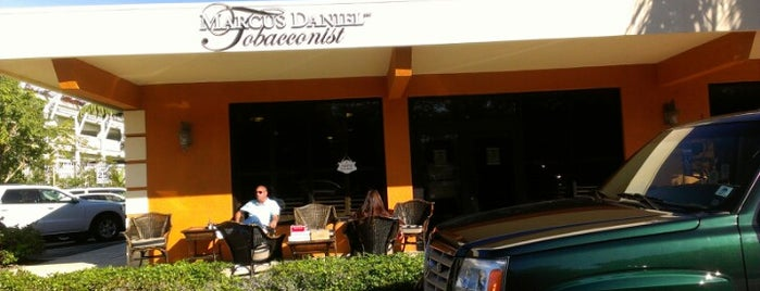 Marcus Daniel Tobacconist is one of La Palina Retailers.
