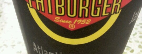Fatburger is one of WATER CLUB & BORGATA.