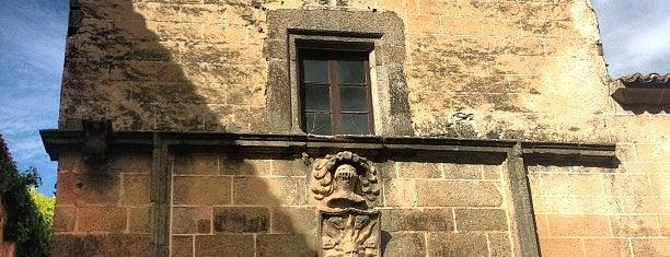 Casa del Sol is one of Descubriendo Cáceres.