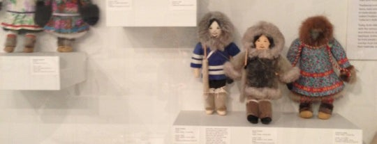 Museum of Inuit Art is one of The Seven Days Guide to Toronto.