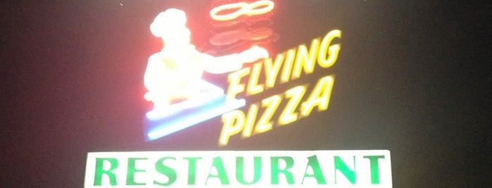 Antonio's Flying Pizza and Italian Restaurant is one of Houston Press 2011 - Pizza.