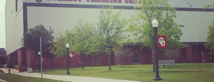 Everest Training Center is one of University of Oklahoma.