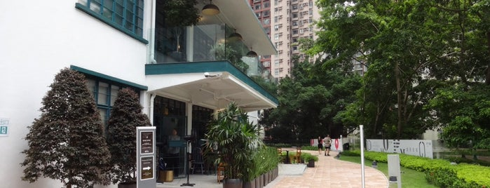 Aberdeen Street Social is one of Hong Kong.