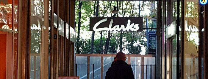 Clarks is one of Guide to Milano's best spots.
