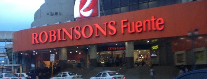Robinsons Place is one of Certified Cebu.