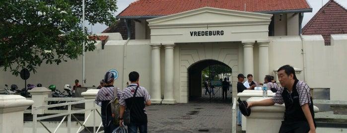 Museum Benteng Vredeburg is one of YOGYAKARTA.