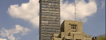 Torre Latino Americana is one of Mis lugares en México DF.