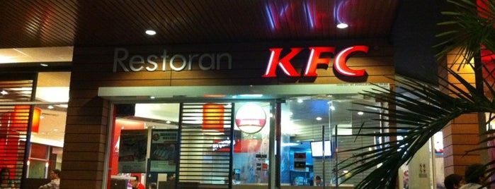 KFC is one of All-time favorites in Malaysia.