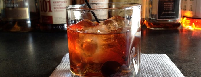 On the Rocks is one of Manhattan Essentials.