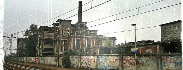 Stazione Varedo is one of Linee S e Passante Ferroviario di Milano.