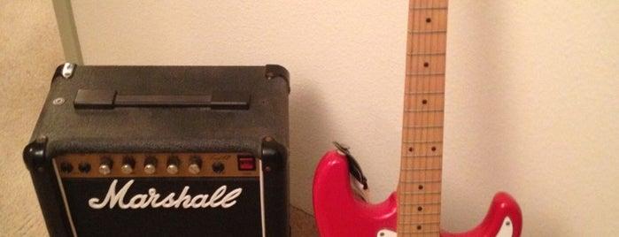 Panhandle Guitars is one of vandaag.