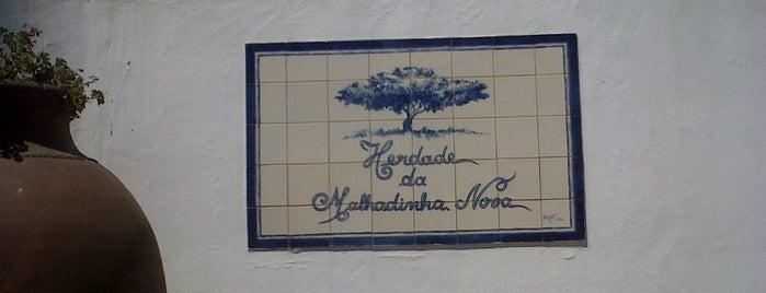 Herdade da Malhadinha Nova Country House & Spa is one of Passear a pé.