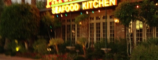 Pappadeaux Seafood Kitchen is one of Fave Foodies.