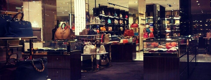 Gucci is one of favourite Store.