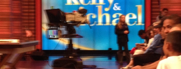 Live with Kelly & Michael is one of TV Shows with Free Tickets!.