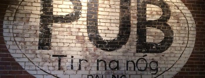 Tír na nÓg Irish Pub is one of Welcome to Raleighwood! #visitUS.
