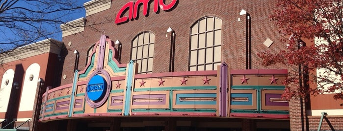AMC Southpoint 17 is one of Must-visit Arts & Entertainment in Raleigh.