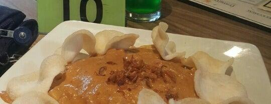 Frangipani Resto is one of Must-visit Food in Surabaya.