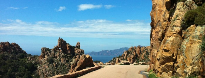 Calanches de Piana is one of 1,000 Places to See Before You Die - Part 2.