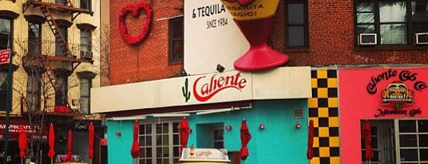 Caliente Cab Co. is one of Outdoor & Rooftop.