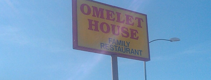Omelet House is one of Vegas Baby!!.