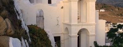 Χώρα Ίου is one of Visit Greece's tips.