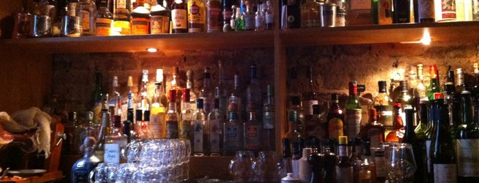 The Bon Vivant is one of my todos - Bars.