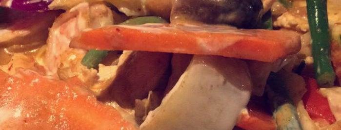 Nori Thai Restaurant is one of St Pete / Tampa area vegan options.