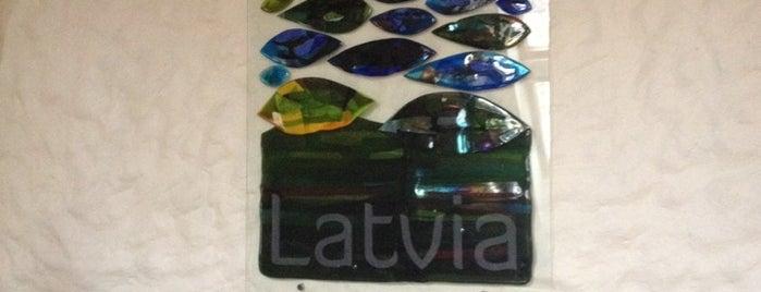 Tūrisma attīstības valsts aģentūra   TAVA is one of Foursquare LV BrandPages HQ.