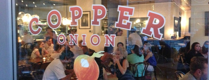 The Copper Onion is one of Top 10 dinner spots in Salt Lake City, UT.