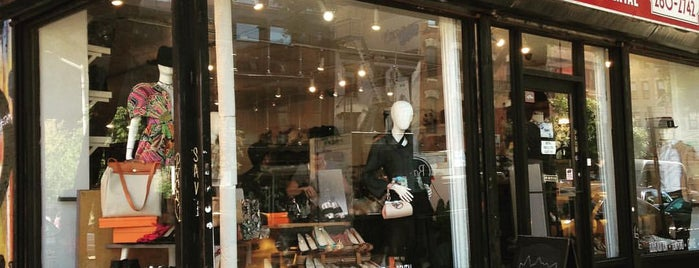 Eleven Consignment Boutique is one of CBS Recommended.