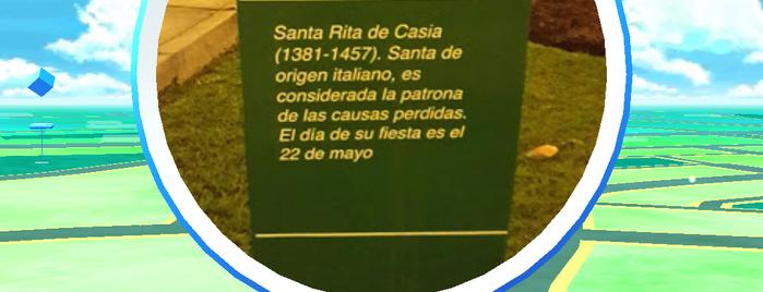 Parque Santa Rita de Casia is one of Parques.