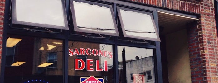 Sarcone's Deli is one of Authentic Philadelphia Hoagies.