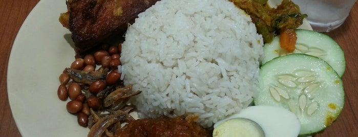 Restoran Bawang Kecik is one of jalan2 cari makan seksyen 13 shah alam.