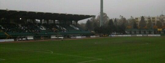 Rohonci úti stadion is one of Stadionok.