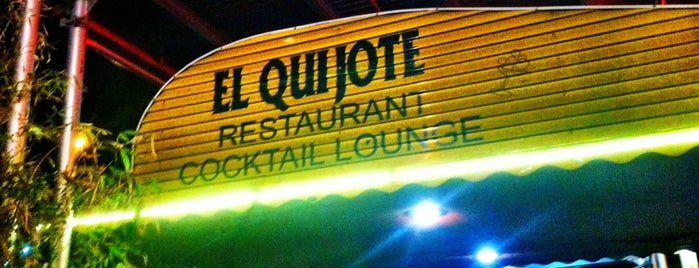 El Quijote is one of Some Selections.