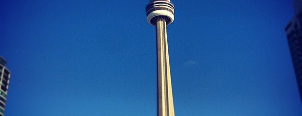 CN Tower is one of Eventful Spots.