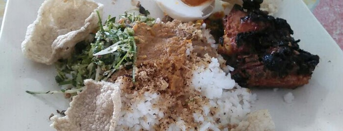 Nasi Kerabu Nora is one of Guide to Kuala Terengganu's best spots.