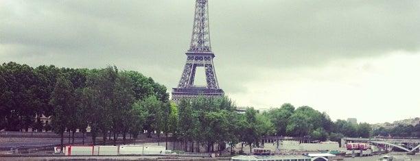 Pont de l'Alma is one of Paris, FR.