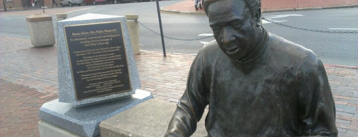 Kunta Kinta Alex Haley Memorial is one of Underground Railroad & Heritage.