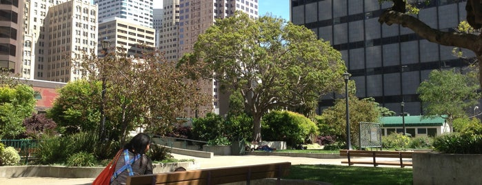St. Mary's Square is one of Top picks for Parks.