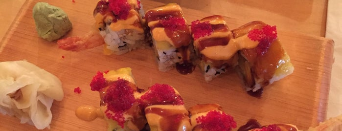 Sushi House is one of Favorite Restaurants.