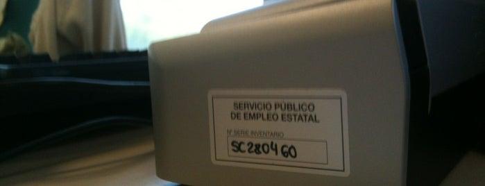 Oficinas de empleo madrid for Oficina de empleo de segovia