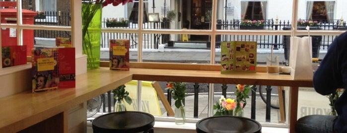 Daisy Green Food is one of London Breakfast.