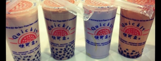 Quickly 快可立 is one of Eat it!.