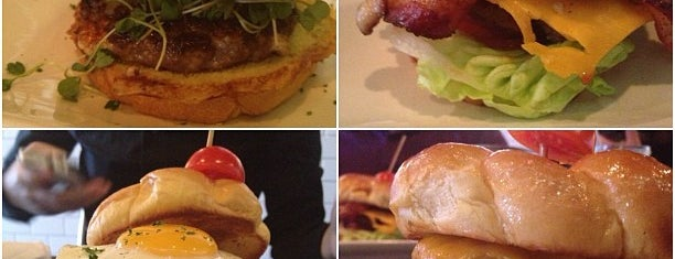 Guru Burgers & Crepes is one of Top picks for Burger Joints.