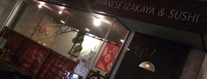 Itacho Japanese Izakaya and Sushi is one of Los Angeles.