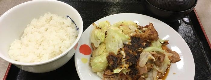 松屋 川崎京町店 is one of 飲食店.
