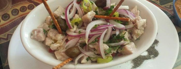 El Quincho is one of comida e.e.