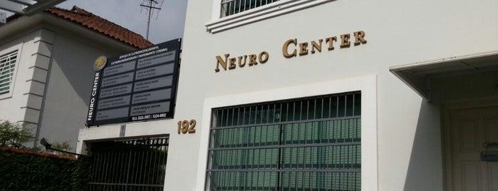 Neuro Center is one of Laranjeiras.